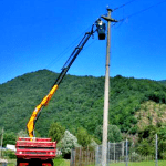 revamping linea aerea Castelfranco Emilia (Mo)