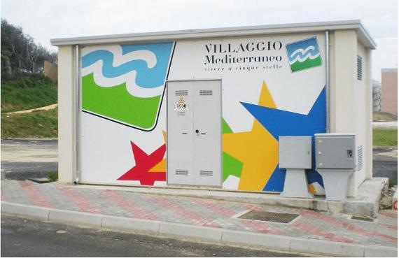 Villaggio Mediterraneo (Chieti Scalo)